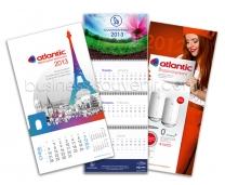 Календари | Разработка и дизайн | Печать