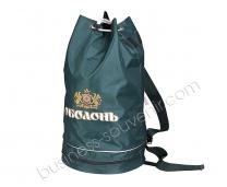 Рюкзак на шнурке с секцией снизу | Пошив на заказ | Нанесение логотипа