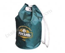 Рюкзак на шнурке с одним отделением | Пошив на заказ | Нанесение логотипа
