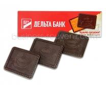 Печенье с горьким шоколадом (62%)