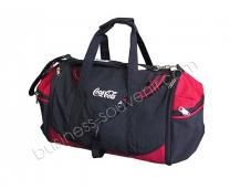 Дорожная сумка с двумя лицевыми карманами | Пошив на заказ | Нанесение логотипа