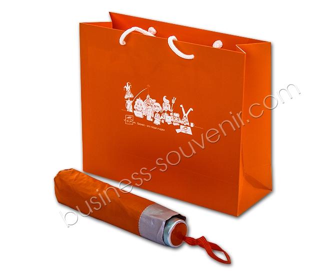 зонты с логотипом: